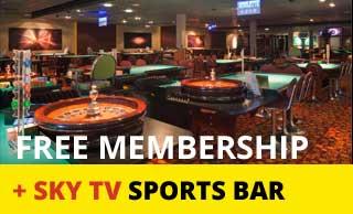 free membership sky sports bar