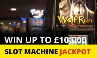 win up to £10000 slot machine jackpot