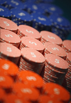 poker at les croupiers